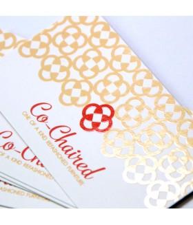 Business Cards Full Colour 2 Sides 350gsm Matt Laminate 2 Sides SpotUV 1 Side