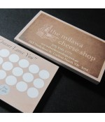 Business Cards Full Colour 2 Sides 100% Recycled Uncoated
