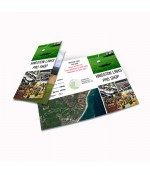 6pp DL Brochure Full Colour 2 Side 150gsm
