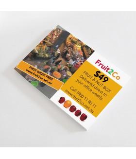 Postcards 100x150mm Full Colour 1 Side