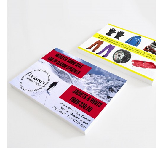 Postcards 100x150mm Full Colour 2 Sides