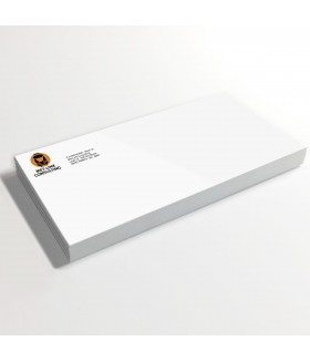 DL Envelopes 2 Colour Print