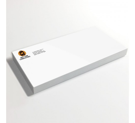 DL Envelopes 2 Colour Print