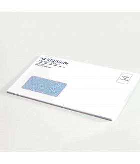 DLX Envelopes 2 Colour Print