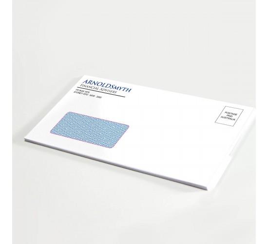 DLX Envelopes 2 Colour Print